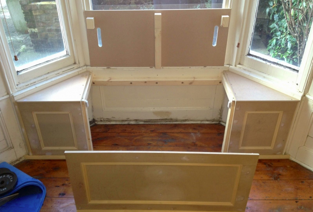 Build a Window Seat
